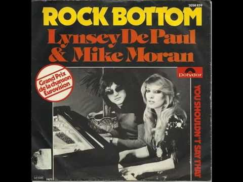 Rock Bottom - LYNSEY DePAUL & MIKE MORAN