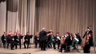 Tchaikovsky: Souvenir de Florence 2nd movement / Rachlevsky • Chamber Orchestra Kremlin