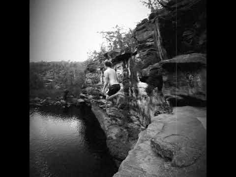 Go Pro adventures - Mermaid pools tahmoor NSW Australia cliff jumping
