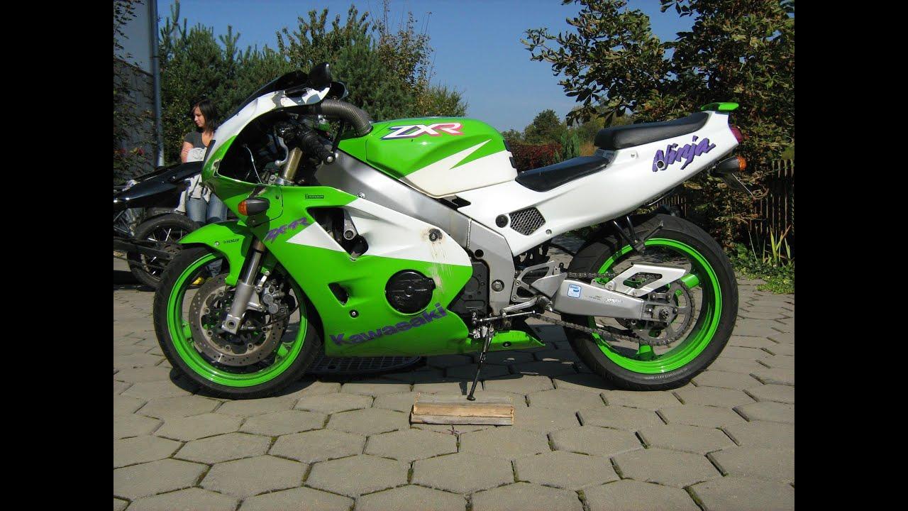 Kawasaki Ninja Zxr Review