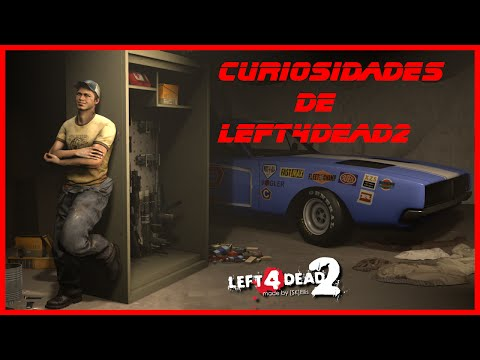 left4dead2 - curiosidades de ellis