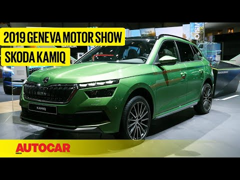 Skoda Kamiq | First Look Preview | Geneva Motor Show 2019 | Autocar India