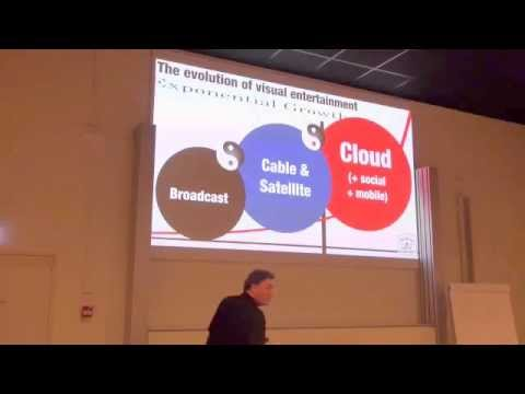 The coming transition of broadcasting, TV & Cable (short video by Futurist Gerd Leonhard)