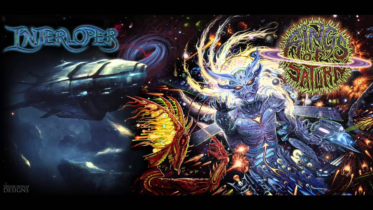 Rings Of Saturn Band Artist