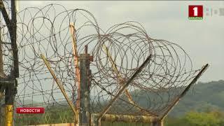 Северная и Южная Кореи завершат демонтаж постов охраны на границе уже сегодня