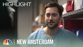 Max and Sharpe Agree to Burden Each Other - New Amsterdam