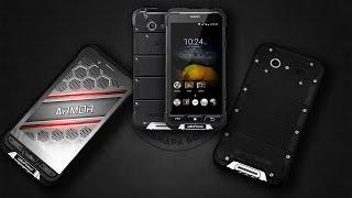 109. НОВИНКА!!! Защищенный смартфон (IP68) ARMOR 4G