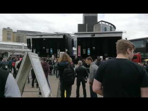 ZSOUND in Frankfurt Expo 2017 (Germany), we dare to compare