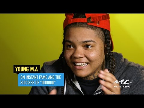 Young M.A on