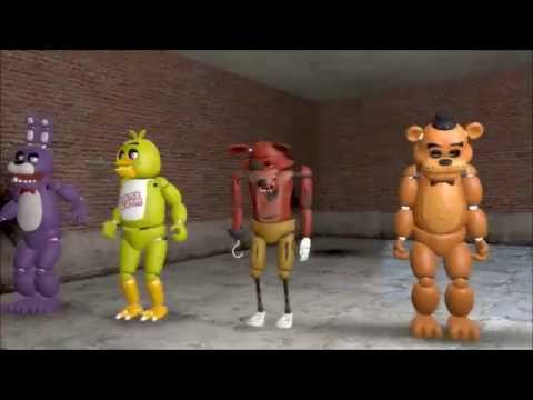 Wie Totet Man Fnaf Animatronics How To Kill Freddy Chica Bonnie And Foxy