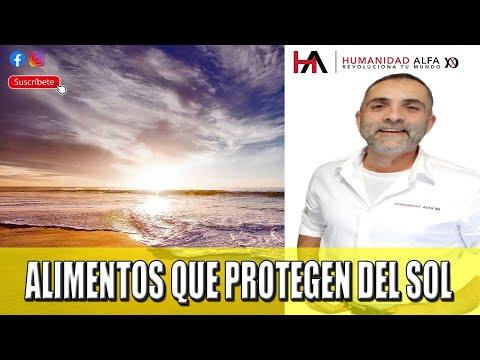 Alimentos que Protegen del Sol. Protégete desde adentro.