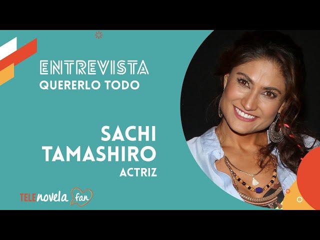 Entrevista a Sachi Tamashiro