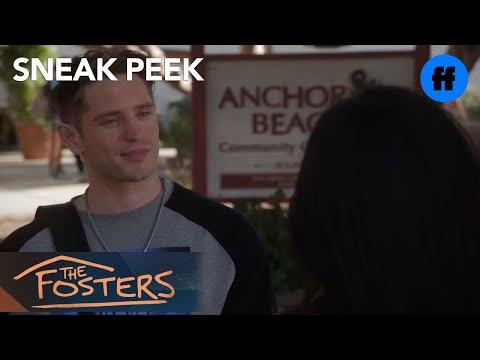 The Fosters | Seaosn 3, Episode 12 Sneak Peek: Mariana & Jesus Meet Nick | Freeform