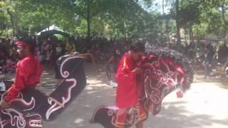 Kepang celeng - NEW GALUH SAPUTRO  -  live TRAL nganjuk