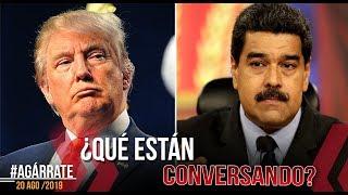 PUENTE ENTRE TRUMP Y MADURO | ¿GUAIDÓ? | PARTE 2 | AGÁRRATE | FACTORES DE PODER