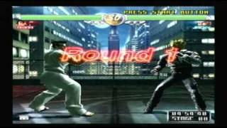 Virtua Fighter 4 - Akira Playthrough (Request)