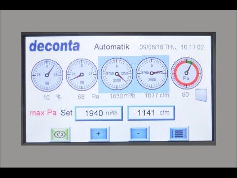 Negative Pressure Control SRE +