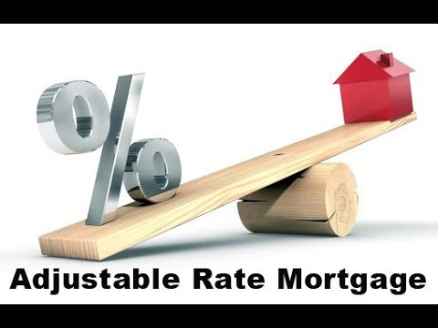 Adjustable-Rate Mortgage