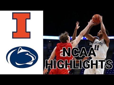 Illinois vs #9 Penn State Lions   NCAA 2020