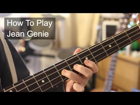 Jean Genie Bass