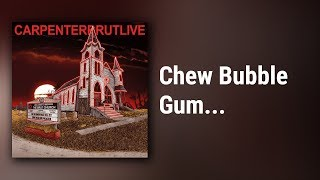Carpenter Brut Chew Bubble Gum