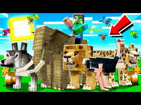 50 NEW Animals COMING to Minecraft!