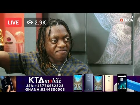 Download KUMAWOOD ACTOR SUMSUM OPENS UP ON KOFI TV