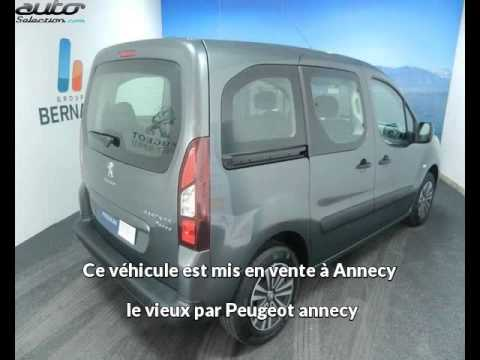 peugeot partner occasion visible annecy le vieux pr sent e par peugeot annecy youtube. Black Bedroom Furniture Sets. Home Design Ideas