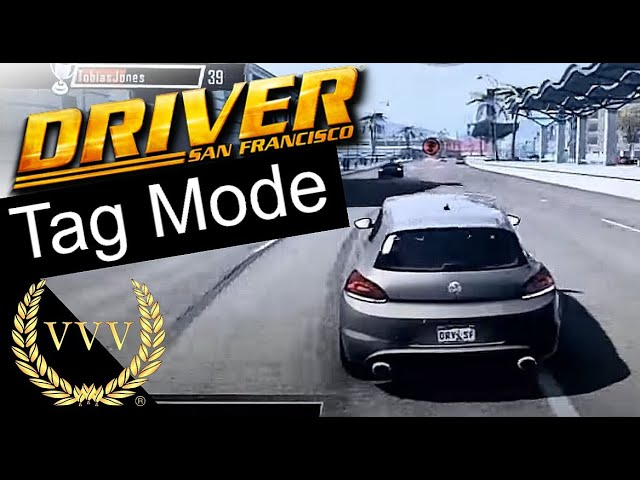 Driver San Francisco: Tag Mode