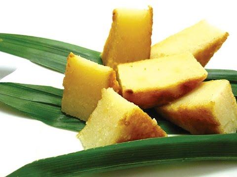 Bánh Khoai Mì Nướng