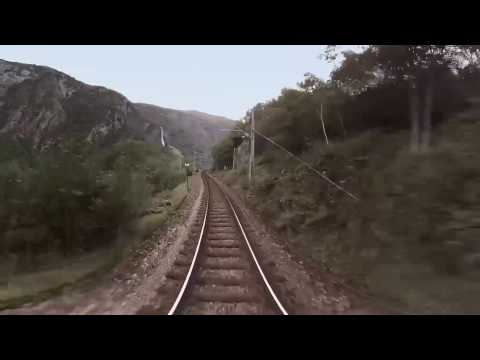 360 video of Flåm Railway
