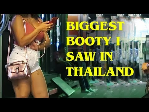 Big Booty Thai Girls - The Best Of Thailand Nightlife Vlog 3 - Soi Cowboy Nightlife 2019 - Red Light