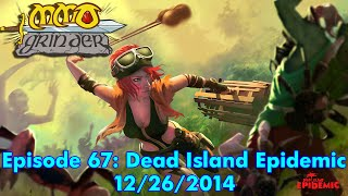 MMO Grinder: Dead Island Epidemic review