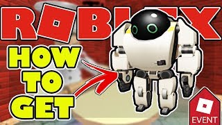 [EVENT] How To Get 7723 Companion Robot - Roblox Imagination Event 2018 Make A Cake Back for Seconds