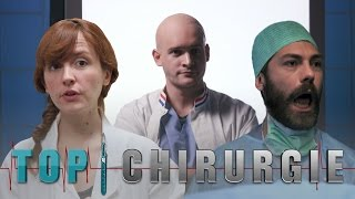 TOP CHIRURGIE (feat. Justine Le Pottier & Vincent Tirel)