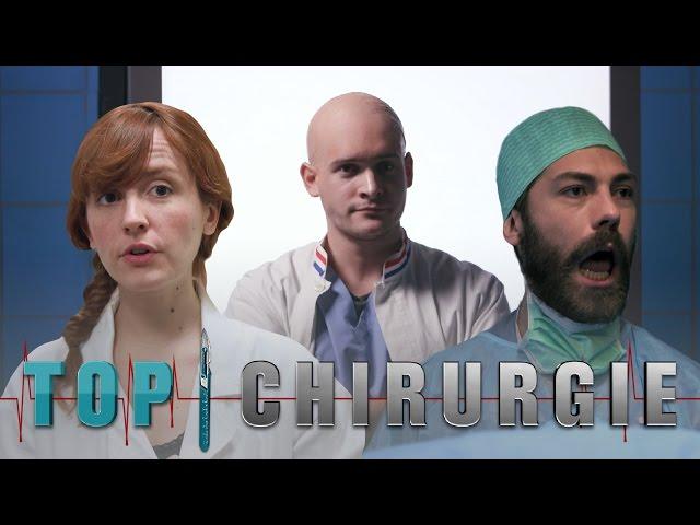 TOP CHIRURGIE (feat. Justine Le Pottier & Vincent Tirel)