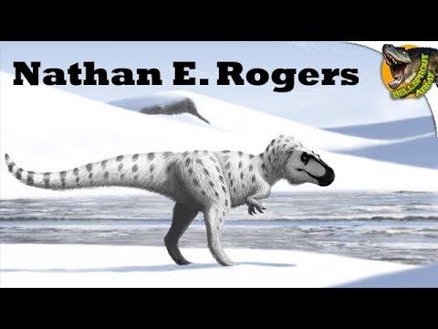 ILUSTRACIONES DE NATHAN E. ROGERS | PaleoArte