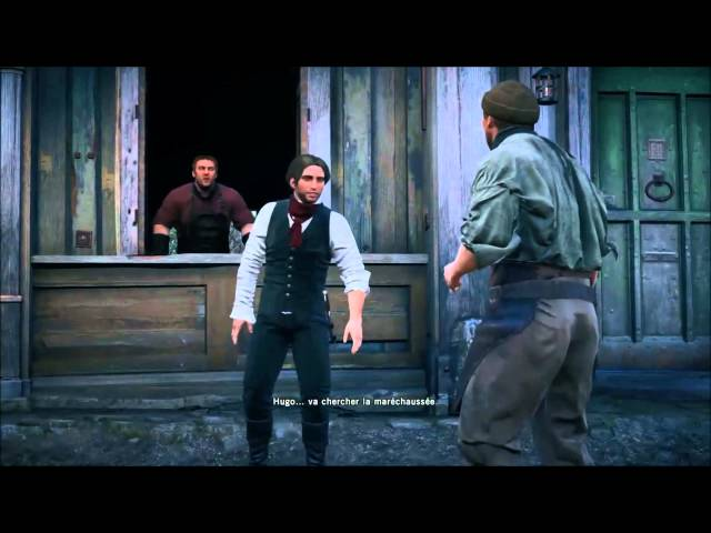 PS4| Assassins creed unity walkthrough séquence 1 mémoire 1
