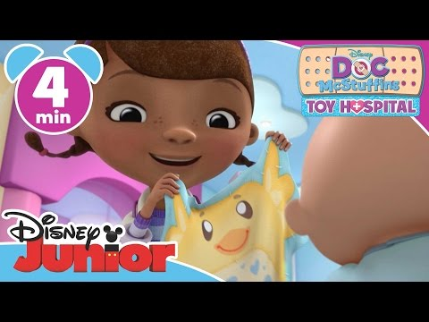 Thumbnail: Doc McStuffins: Toy Hospital | Project Nursery Makeover | Disney Junior UK