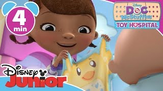 Doc McStuffins: Toy Hospital | Project Nursery Makeover | Disney Junior UK