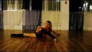 Promo lezione FLOORWORK a Pole Dance Bologna