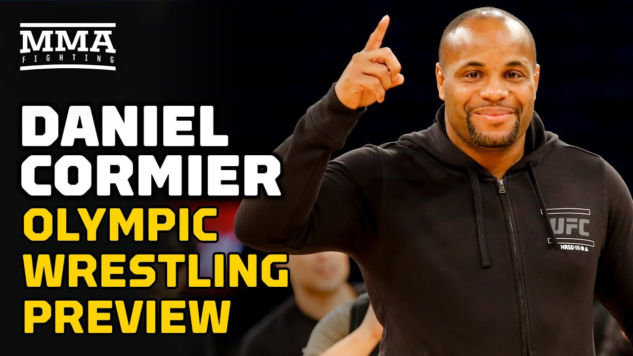 Daniel Cormier Previews Wrestling at the 2020 Olympics Including Kyle Dake, Kyle Snyder and More