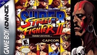Super Street Fighter II - Turbo Revival - Dhalsim (GBA)