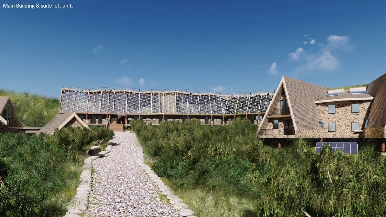 Mt Kenya Ecolodge - Emerging Voices entry - 2017 Africa Architecture Awards