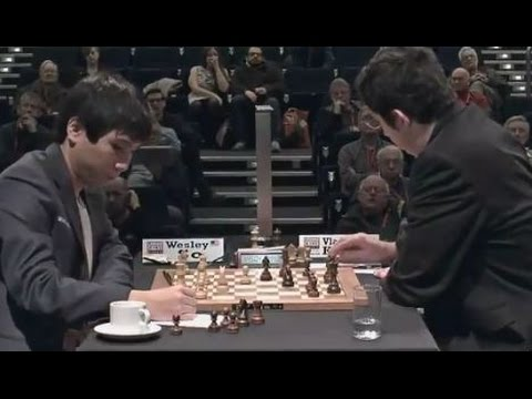 The Ultimate Game between So & Kramnik Round 7 London Chess Classic 2016