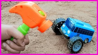 Assembly Tayo The Little Bus Toy | Cars Videos For Children