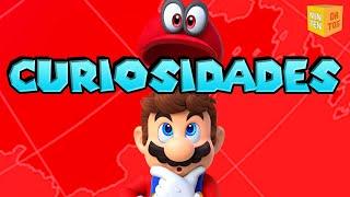 SUPER MARIO ODYSSEY - Curiosidades, easter eggs y secretos