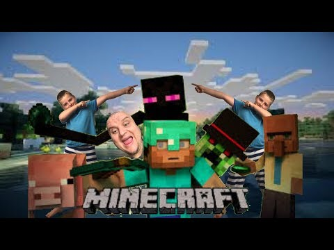 Adventure Texture Pack new amazing, cool and funny New Minecraft addition. Dad and Son