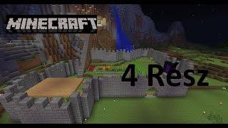 Minecraft Survival Sorozat 4 Rész Dáviddal
