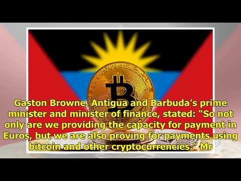 Citizen of Antigua and Barbuda 2018